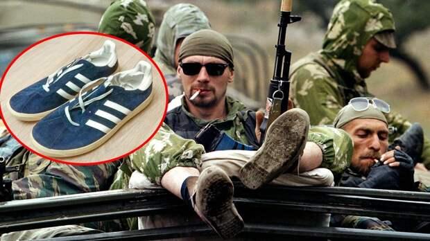 Почему советский спецназ носил Adidas