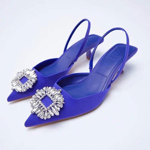 Туфли в большом городе: любимая обувь Кэрри Брэдшоу, актуальная в этом сезоне
