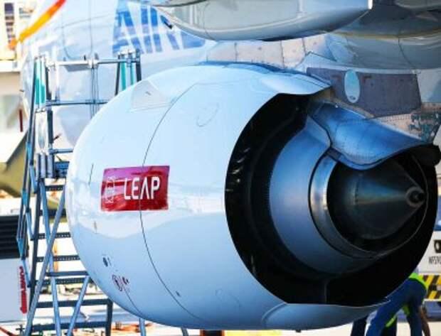 Двигатель CFM International LEAP-1A на Airbus A320neo