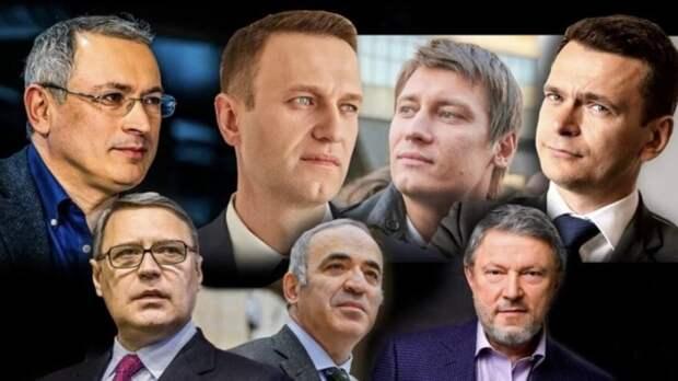 Антироссийская деятельность либералов всё