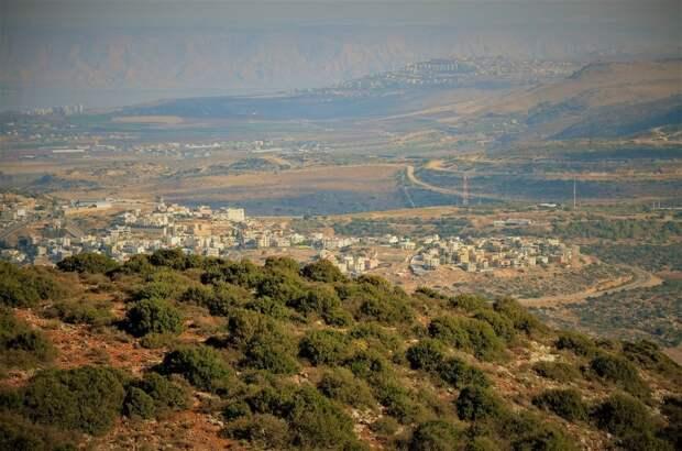 Фотоистория о Марсианском царстве Татоуин в библейской Галилее