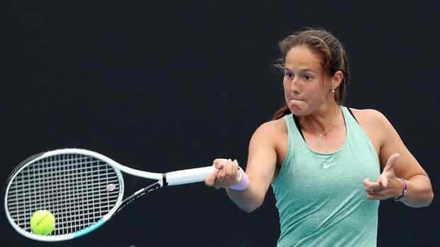 Касаткина вырвала волевую победу над Бегу и сыграет против Соболенко во 2-м круге турнира в Мадриде