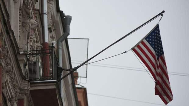 Посольство США в Москве консультируется с Вашингтоном из-за санкций РФ