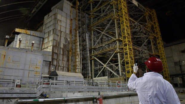 Ученый оценил сообщения о новых ядерных реакциях на Чернобыльской АЭС