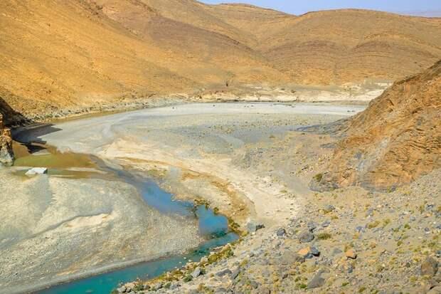 Куда уходят реки