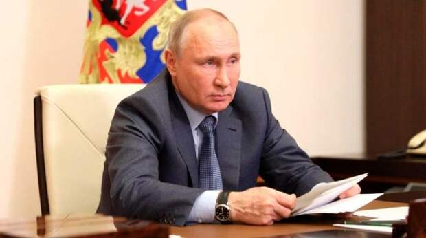Путин отреагировал на политическую зачистку на Украине