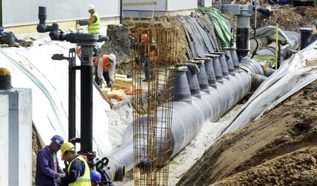 Достроить «Северный поток-2» поможет скидка Германии нагаз