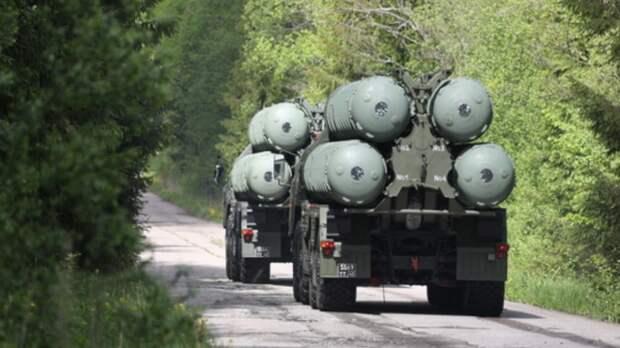 Тактические учения зенитчиков с участием С-400 стартовали в Ленобласти