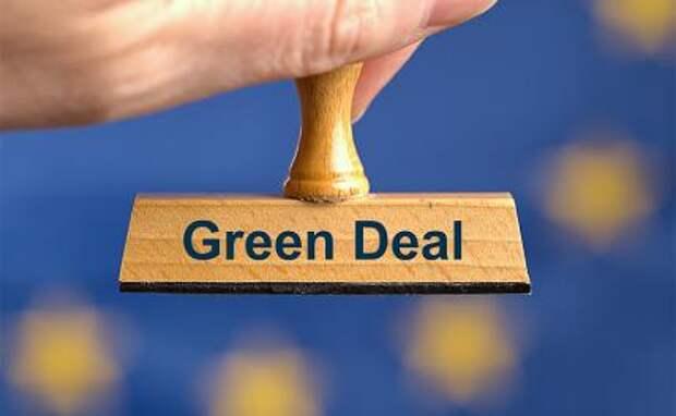 Евросоюз объявляет «Зеленый джихад»