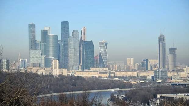 Москва прошла сертификацию по стандарту «Устойчивые города и сообщества»