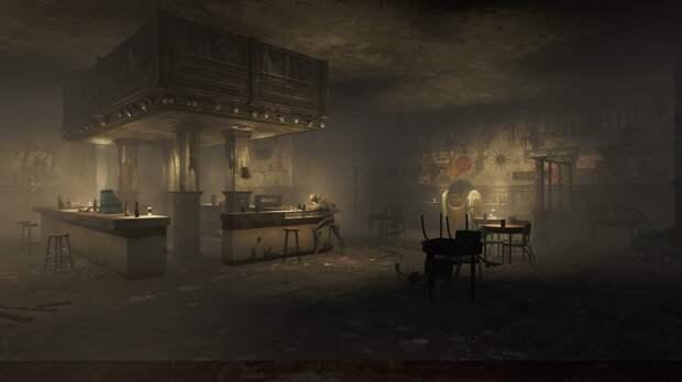 8 самых жутких секретных локаций в играх