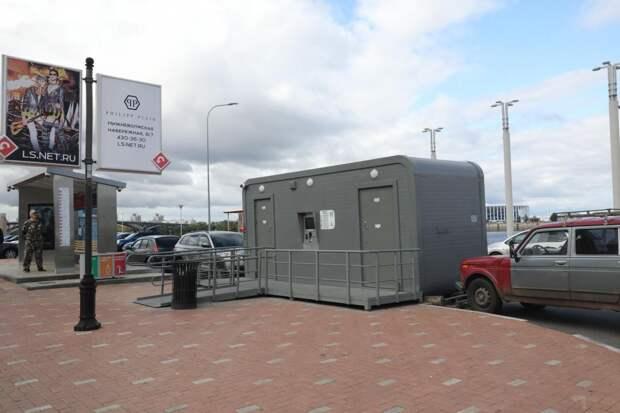 Мэрия Нижнего Новгорода планирует сдать в аренду три общественных туалета