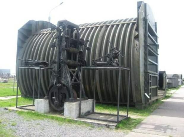 В Петербурге потеряли военный комплекс весом 72 тонны