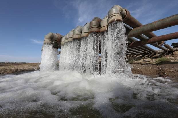 Блокада снята: в Крыму проложили временный водопровод