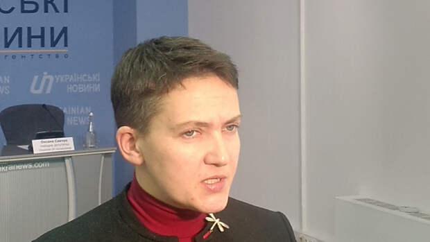 Экс-депутат Рады Савченко спрогнозировала скорую революцию в Незалежной