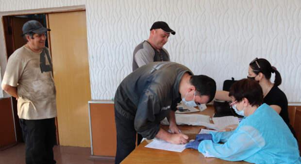 Поправки в Конституцию: черноморские судоремонтники голосуют организованно