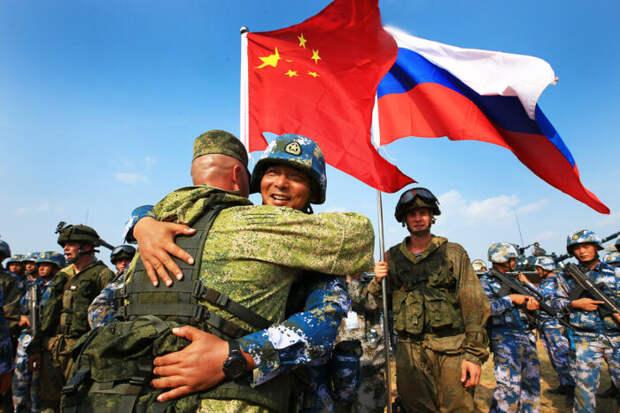 Die Welt: Россия и Китай создали военный альянс
