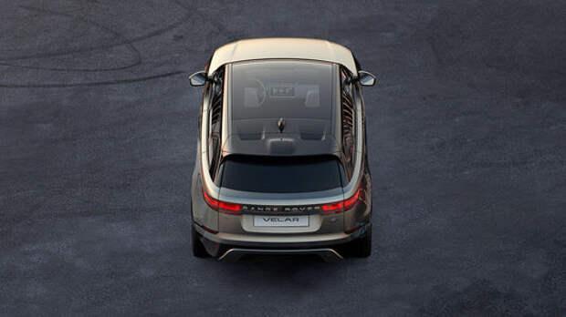 Авангард и гламур: Range Rover Velar выходит в свет