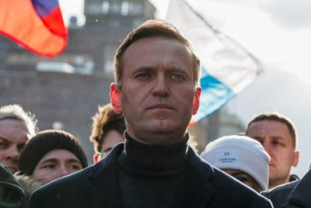 Российский оппозиционный политик Алексей Навальный на митинге в Москве, 29 февраля 2020 года. REUTERS/Shamil Zhumatov