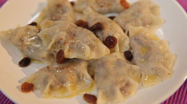 Рецепты по четвергам. Вареники с сухофруктами (4)