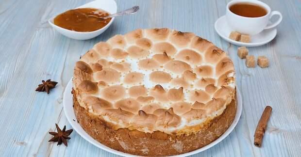 """После остывания на пироге появляются капельки, будто """"Слезы ангела"""": рецепт оригинальной выпечки"""