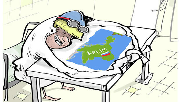 Крым обойдется без днепровской воды по Северо-Крымскому каналу даже в случае, если Украина вдруг...