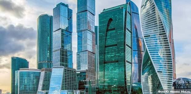 Москва в 2020 году улучшила позиции в 23 международных рейтингах. Фото: Ю. Иванко mos.ru