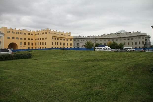 Дом Правительства в Нижегородском кремле планируют достроить к 2022 году