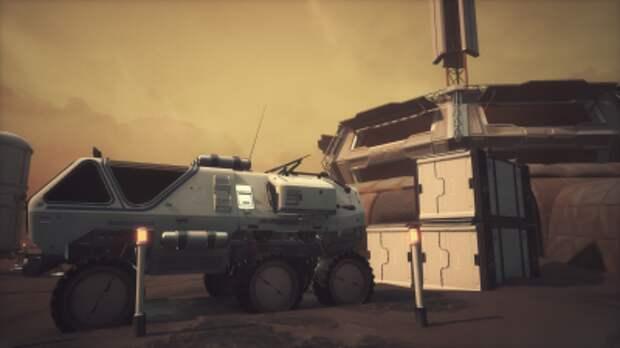 Moons of Madness — Лавкрафт летит на Марс. Рецензия
