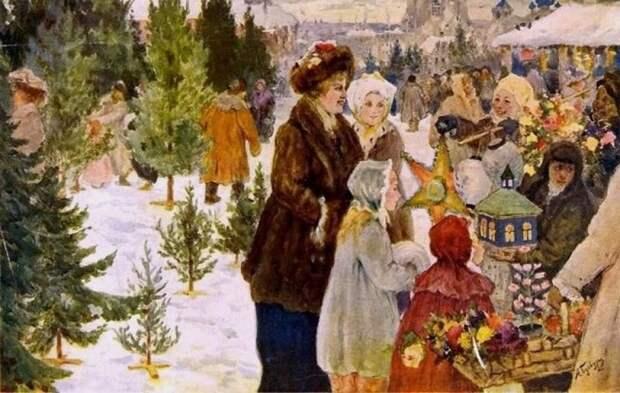 Когда впервые в России начали праздновать Новый год, и Кто подарил шампанское русскому народу