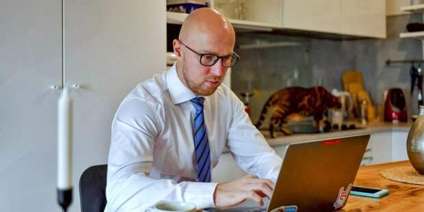 Сергунина назвала самые популярные онлайн-сервисы для бизнеса. Фото: mos.ru