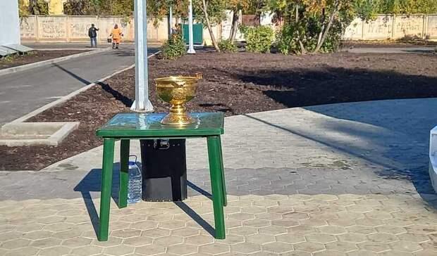Никольская часовня вчесть Демидовых освящена заДК«Юбилейный» вНижнем Тагиле
