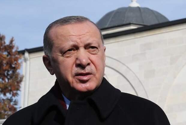 Эрдоган: Анкара готова поддержать сотрудничество Грузии, Азербайджана и Армении