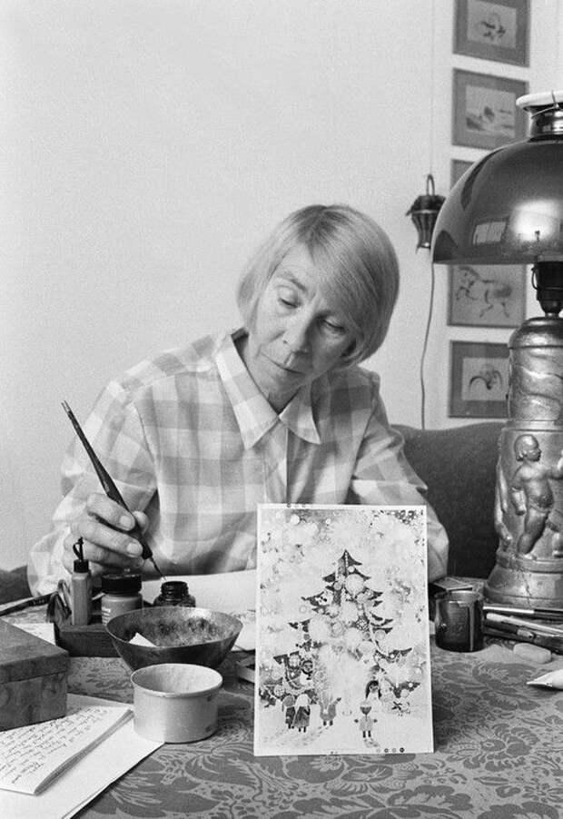 Мама Муми-троллей Туве Янссон, изображение №17