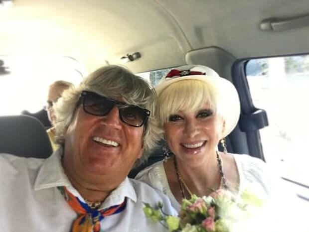 Юрий Фирсов успел за день развестись со второй женой и подать заявление в загс с Легкоступовой