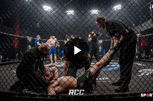 Три минуты для победы. Самуил Шелест, Россия vs Илья Киреев, Россия | Удушающий