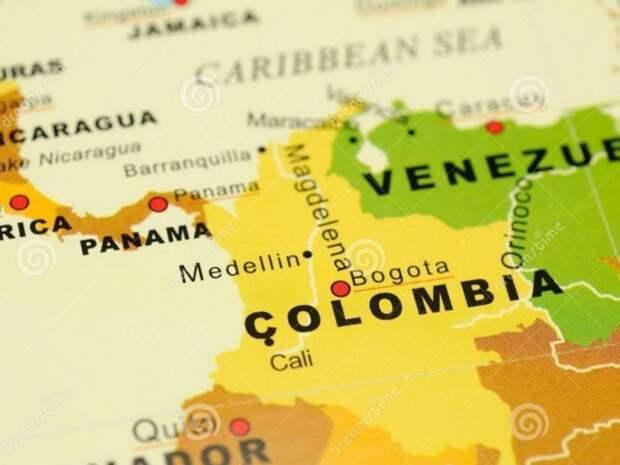 В Колумбии во время протестов против налоговой реформы погибли 58 человек