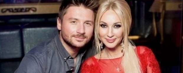 Лазарев признался Лере Кудрявцевой в любви в день ее 50-летия