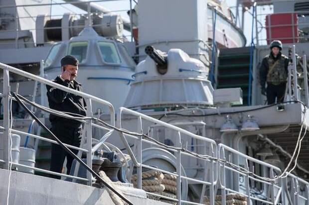 Бывший замкомандующего ВМСУ Кабаненко допустил возможность высадки морского десанта России на юге Украины в 2021 году