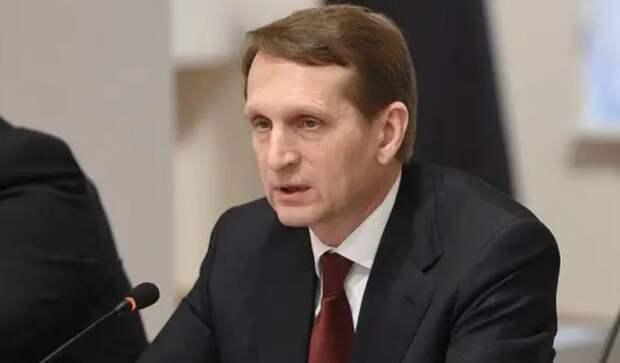 Им нужна была сакральная жертва: Нарышкин приоткрыл детали дела Навального
