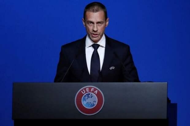 Игрокам клубов Суперлиги запретят участвовать в чемпионатах мира и Европы
