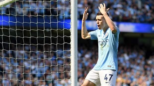 Нападающий «Манчестер Сити» Фоден — лучший молодой игрок АПЛ прошлого сезона