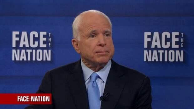 Маккейн: Хакеры «бандита Путина» взломали не только США, но и весь мир