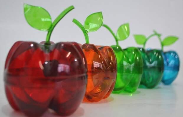 Поделки из пластиковых бутылок своими руками пошагово для начинающих (44 фото)
