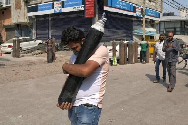 Интересные снимки, сделанные в Индии на прошлойнеделе