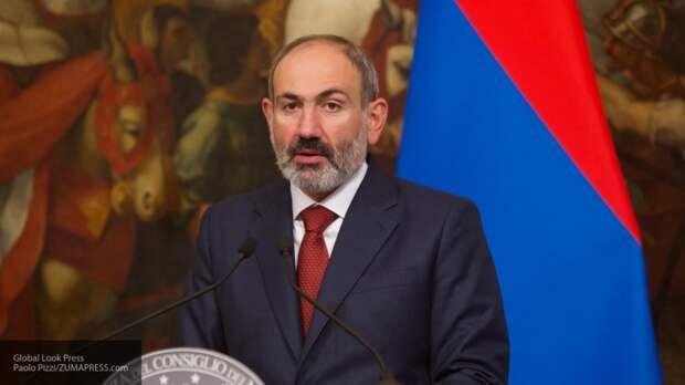 Пашинян обвинил Турцию в использовании в Карабахе военных из Пакистана