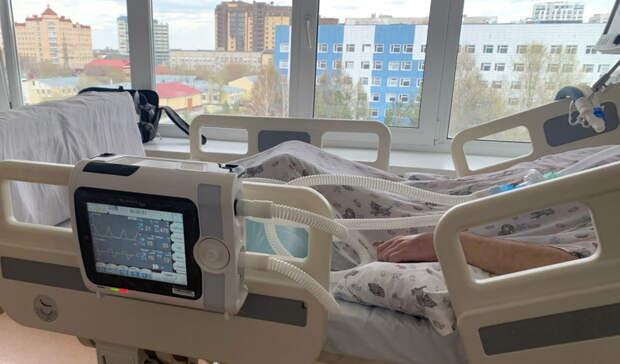 Портативные ИВЛ помогают тюменским врачам безопасно транспортировать пациентов