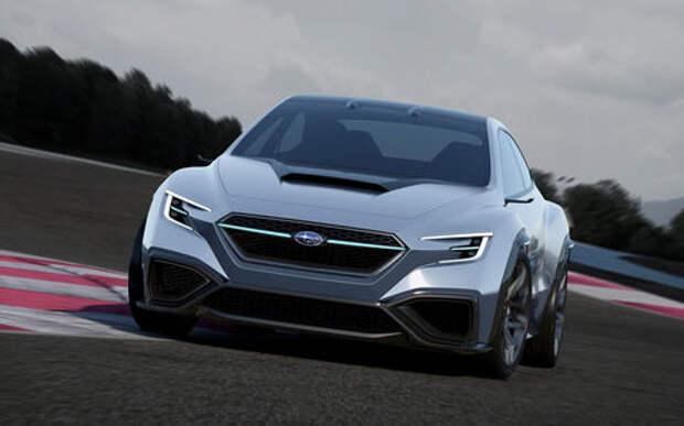 Subaru сохранит легенду: первые подробности о будущем WRX