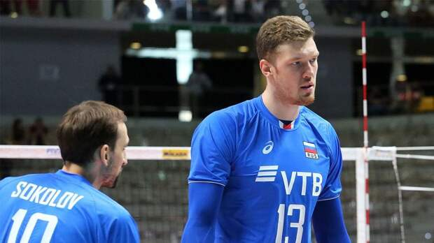 Российский волейболист Дмитрий Мусэрский попался на допинге. Его дисквалифицировали на 9 месяцев