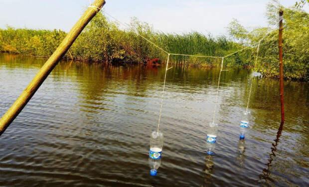 Егерский способ ловли рыбы